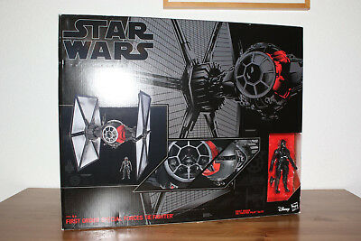 Star Wars - Black Series - First Order Special Forces Tie-Fighter - Episode 8