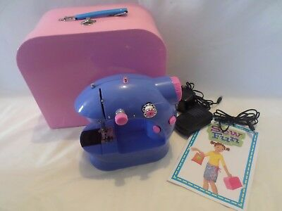 SEWING MACHINE SEW Ette Childs 4040 PicClick Fascinating Alex Sew Fun Sewing Machine