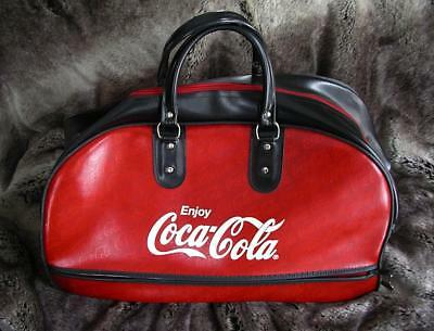 Great Big Beautiful COCA-COLA Luggage/Tote Bag By Blondy Art Great GIFT idea!!