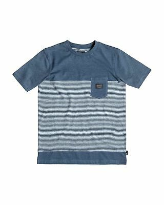 NEW QUIKSILVER™  Boys 8-16 Full Tide T Shirt Boys Teens Tops