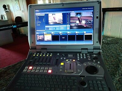 Sony Anycast AWS-G500HD With Rugged Road Case *PC & SD cards*