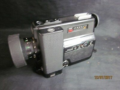 Canon Model No. 514XL-S Movie Camera Nonfunctional Parts Only