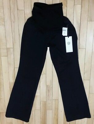 NWT Jessica Simpson Maternity Full Belly Panel Womens Boot Cut Jeans Size L $49