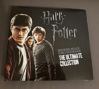 Harry Potter The Ultimate Collection - Complete!! Excellent condition.