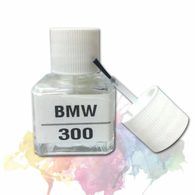 One Day Shipping-For BMW Touch Up Paint Color Code 300 Alpine White Iii