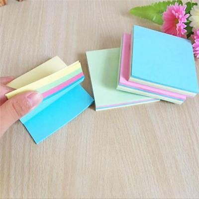 100 Pages Lovely Self Stick Bookmark Marker Memo Post It Tab Flag Sticky Notes S