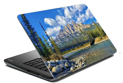"Leafs Laptop Skin Notebook Protector Cover Decal Fit 14.1"" - 15.6"""