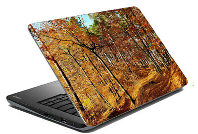 "Leafs Laptop Skin Notebook Protector Art Cover Decal 14.1"" - 15.6"""