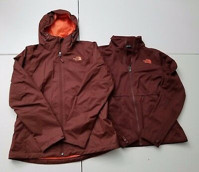 484854316599 2018 New The North Face Women s Arrowood Triclimate Jacket MSRP  199 Size M