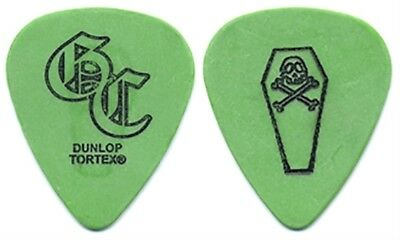 Good Charlotte  authentic 2005 real tour issued collectible stage Guitar Pick