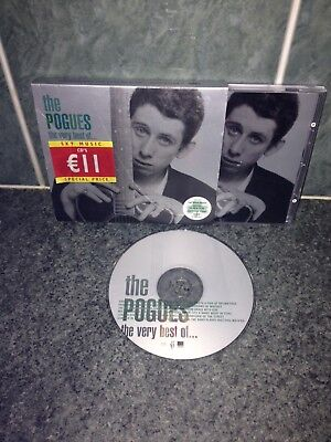 the pogues cd very best of