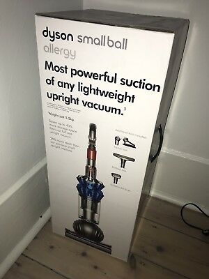 DYSON Small Ball Allergy Vacuum Cleaner Brand New In Box RRP $699.00