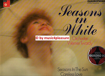 ♫ LP 1974 Werner Twardy SEASONS IN WHITE Quadrophonie BASF 2022145-8 GERMAN NM ♫