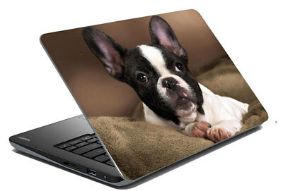 "Dog Laptop Skin Notebook Protector Art Cover Decal 14.1"" - 15.6"""