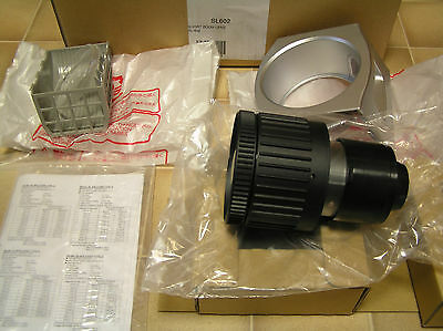 NEW Hitachi SL-602 SHORT THROW zoom Projector Lens for the CP-X605 & CP-X608