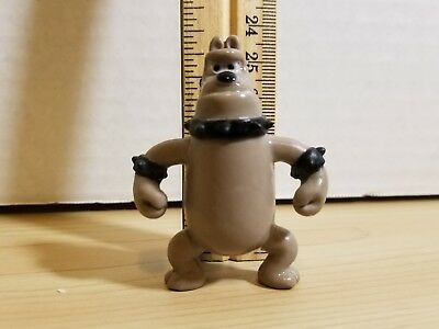 Preston Dog Wallace & Gromit A Close Shave 1989 Irwin PVC Action Figure