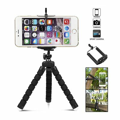 Adjustable Tripod Stand For Phones iPhone Camera Mini Holder With Remote Control