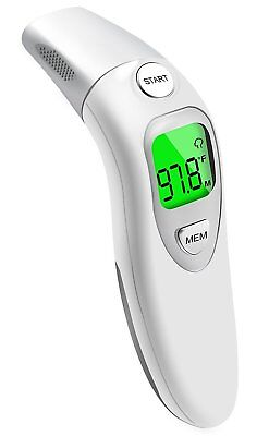 Medical Forehead & Ear Thermometer - FDA Approved Baby Thermometer Perfect...