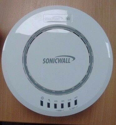 6x SonicWALL SonicPoint Ni APL21-083 Wireless Access Point