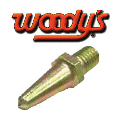 "Woody's 1.000""  7mm  80° CARBIDE GOLD DIGGER 96 studs GDC-1000-B Snowmobile"