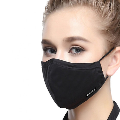 ZWZCYZ PM2.5 N95 Respirator Masks Dust Mask Anti Pollution Mask 4 Layer Activate