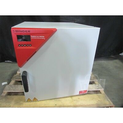 Binder ED-56 Drying And Heating Down Oven 1.15kW, 115V, 2cu.ft., 572°F Max*
