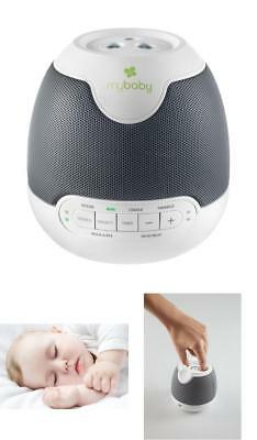 SoundSpa Lullaby Machine Sound Projector Plays Lullabies Image Baby Naptime