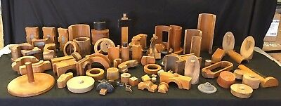 Large LOT Foundry Molds -74pc Collection -Vintage Mining Industrial -Steampunk