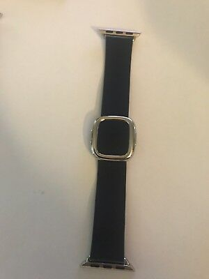 38Mm Apple Midnight Blue Modern Buckle
