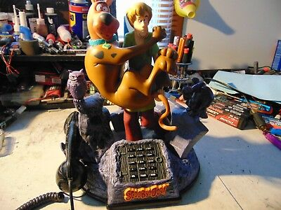 Vintage Rare Scooby-Doo! And Shaggy Hanna-Barbera Telephone LQQK !!