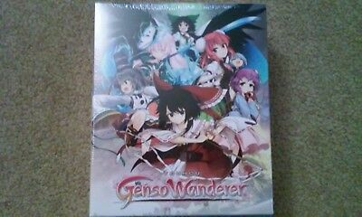 PS4 Touhou Genso Wanderer Limited Edition New Sealed (Sony PlayStation 4, 2017)