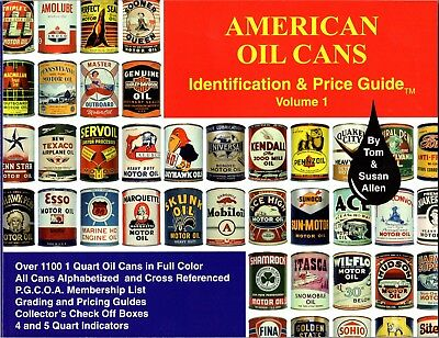 American Oil Cans price guide