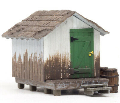 NEW Woodland Scenics BR5058 Wood Shack - HO Scale *SHIPS FREE*