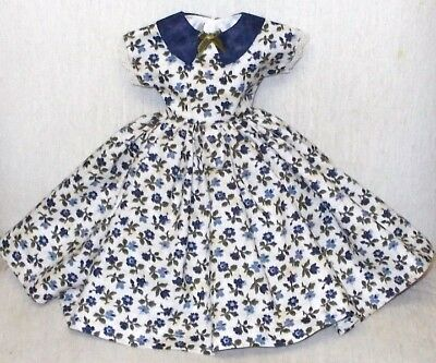 "20""   CISSY   Miss REVLON   FASHION   Clothes   CHARMING FLORAL DRESS w/ ORGANDY"