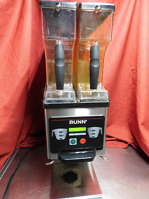Bunn MHG SST 35600 BrewWISE Multi Hopper Bulk Coffee Grinder Thoroughly Cleaned!