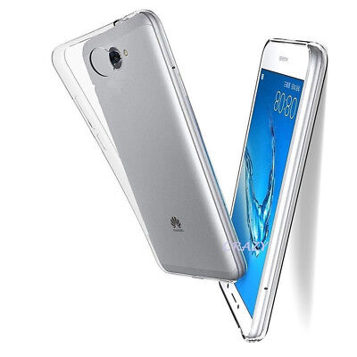 For Huawei Elate 4G H1711 Protective Ultra Slim Case TPU Clear Transparent Cover