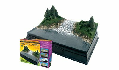 NEW Woodland Scenics SP4113 Scene-A-Rama Water Diorama Kit *SHIPS FREE*