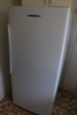Fisher & Paykel N308 upright freezer in good condition (304 litres)