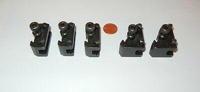 Schaublin 70 lathe tool holder parts.  Made by Tripan  Swiss Made  Lot of 5  NEW