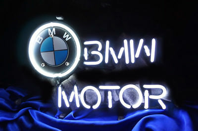 BMW Motor - IF224 - Automobile Neon Light Sign **FREE SHIPPING**