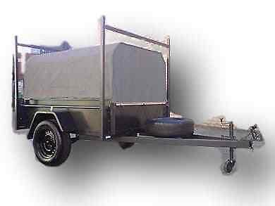 6x4 Covered Trailer (made to order)