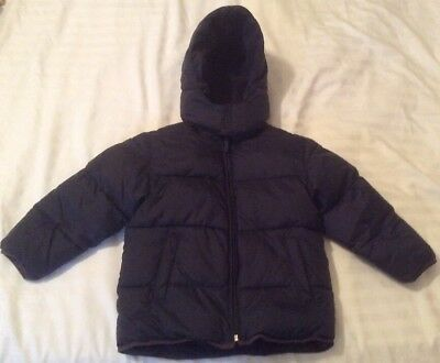 Boys Thick Puffy Coat Size 6