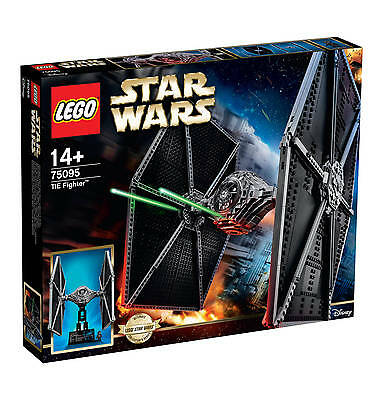 LEGO Star Wars - 75095 TIE Fighter + NEU & OVP +