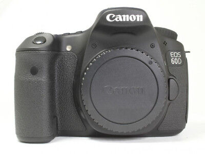 Canon EOS 60D Digital Camera Body Only **MINT** Condition