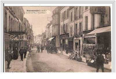 47.MARMANDE.LA GRAND&acute RUE PUYGUERAUD.