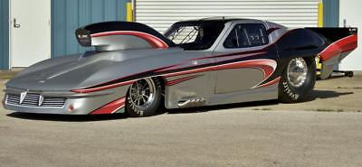Brand new LJRC Pro Mod Corvette PRICE IS FOR ROLLING! Call For Turn key package