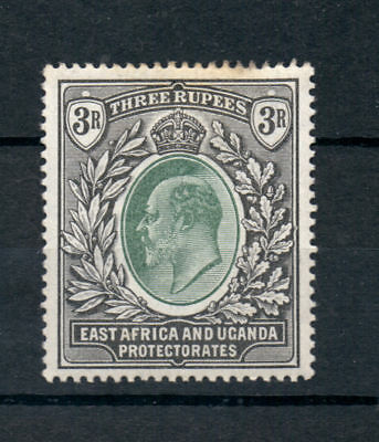 East Africa And Uganda 1903-04 Kevii Sg 11 Mh *