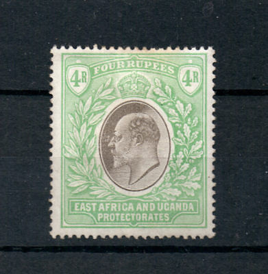East Africa And Uganda 1903-04 Kevii Sg 12 Mh *