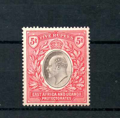 East Africa And Uganda 1904-07 Kevii Sg 30 Mh *