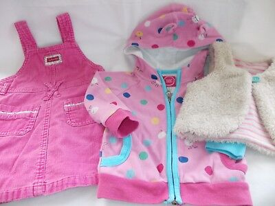 Girls Jojo Maman Bebe, Baby Boden & Joules Bundle Size Age 12-18 Months Gorgeous
